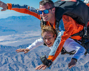 Skydiving Las Vegas - 12,500ft