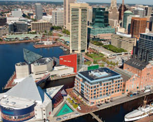 Helicopter Tour Baltimore and Annapolis - 50 Minutes
