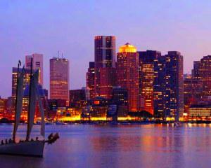 Boston Harbor Saturday Sunset Sail - 2 Hours