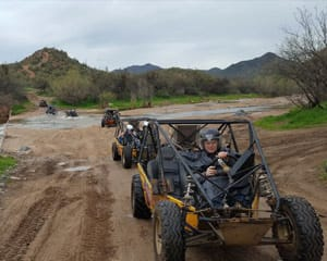 Dune Buggy Drive Phoenix, Fountain Hills - 2.5 Hours
