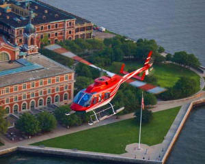 Helicopter Tour New York City, Taste of NYC  - 15 Minutes (Departs from Kearny, NJ)