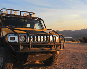 Hummer Tour Phoenix, Fountain Hills - 3 Hours