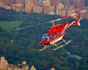 Helicopter Ride New York City, NYC Skyline  - 20 Minutes (Departs from Kearny, NJ)
