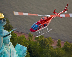 Helicopter Ride New York City, Ultimate NYC  - 25 Minutes (Departs from Kearny, NJ)