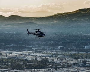 Helicopter Ride Los Angeles, Hollywood Sign and Downtown Tour - 30 Minutes