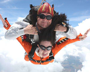 Skydiving Dallas, Greenville with Video and Photo Package -10,000ft