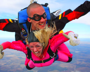 Skydiving Dallas, Greenville Video & Photo Package + AR-15 Assault Rifle Weekends