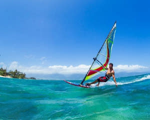 Windsurfing Rental Miami - 1 Hour