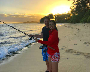 Shoreline Fishing Oahu