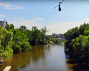 Helicopter Tour Fort Wayne, Three Rivers Flight - 12 Minutes
