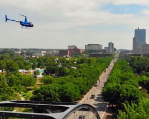 Helicopter Tour Fort Wayne, Deluxe Flight - 30 Minutes