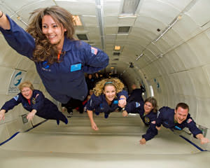 Zero Gravity Flight, Las Vegas Nevada