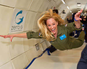 ZERO-G Reduced-Gravity Flight - Orlando