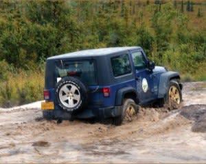 Ketchikan Backcountry Jeep & Canoe Safari - 4 Hours