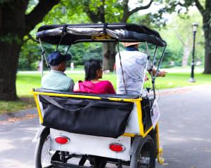 Central Park Pedicab Tour- 1 Hour