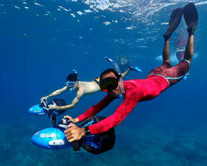 Sea Scooter Snorkeling Tour Maui - 2 Hours
