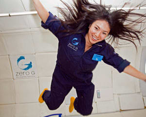 ZERO-G Reduced-Gravity Flight - Los Angeles