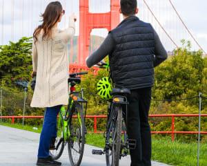Golden Gate Bridge Bike Tour - 3 Hours