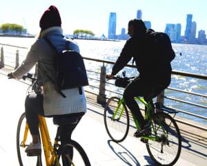 Hudson River Bike Rental - Day Pass