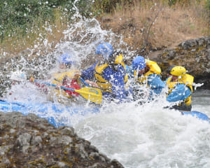 Whitewater Rafting Seattle, Tieton River - SEPTEMBER ONLY