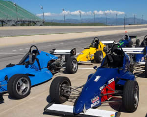 Formula Car 5 Lap Drive - Blackhawk Farms Raceway