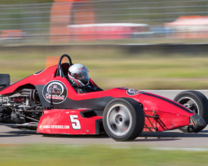Formula Car 5 Lap Drive - Dakota County Technical College