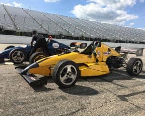 Formula Car 5 Lap Drive - Gainesville Raceway