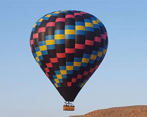 Hot Air Balloon Ride Las Vegas, 1 Hour Flight Breakfast & Free Shuttle