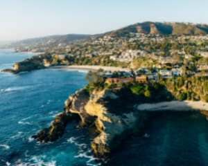 Private Helicopter Tour Newport Beach, OC Highlights - 1 Hour