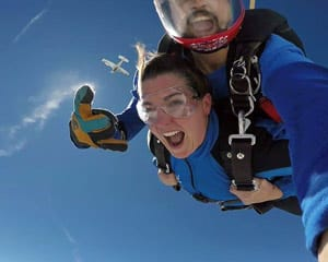 Skydive the Grand Canyon - 15,000ft Jump with Scenic Flight from Las Vegas
