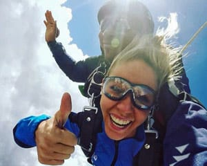 Skydive the Grand Canyon - 15,000ft Jump with Scenic Flight from Las Vegas and Photos and Video