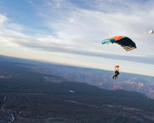 Skydive the Grand Canyon - 15,000ft Jump with Coach Tour from Las Vegas