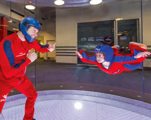 Indoor Skydiving Cincinnati - 2 Flights
