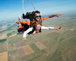Skydive Denver - 13,000ft Weekday Jump