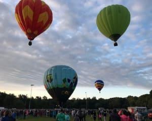 Hot Air Balloon Ride Hartford - 1 Hour Sunrise Flight