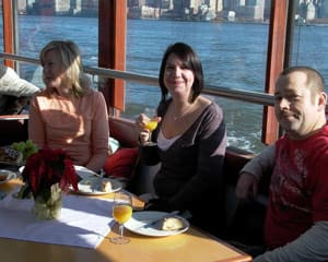 New York City Weekend Brunch Cruise - 2.75 Hours