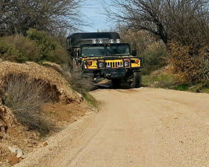 Private H2 Hummer Sunset Wine and Cheese Tour Phoenix, Fountain Hills - 3 Hours