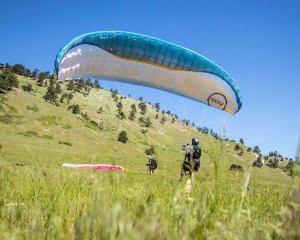 Paragliding Certification - Boulder (Parts 1 & 2)