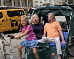 Pedicab Guided Tour, Central Park - 2 Hour