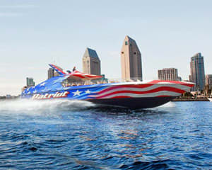 Patriot Jet Boat - 30 Minute San Diego Jet Boat Ride