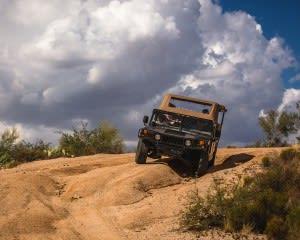 H1 Hummer Tour, Phoenix - 4 Hours