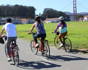 Golden Gate Bridge Bike Rental - 2 Hours