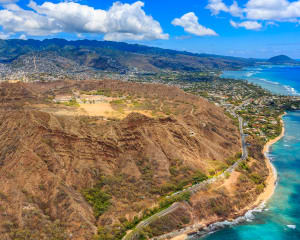Private Diamond Head Hike & Zipline Adventure Oahu