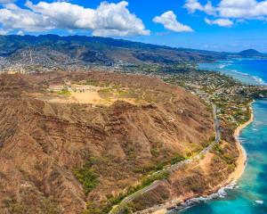 Private Diamond Head Hike & Zipline Adventure Oahu