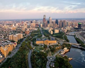 Private Helicopter Ride Philadelphia - 45 Minutes (VALENTINE'S SPECIAL)