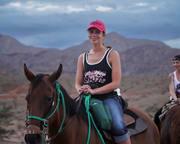 Horseback Riding Las Vegas with Dinner & Show