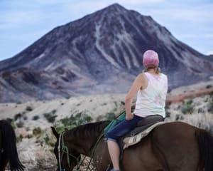 Horseback Riding, Las Vegas - (Includes Lunch & Show)