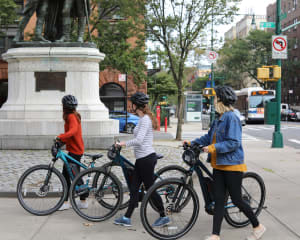 New York City e-Bike Rental - Day Pass