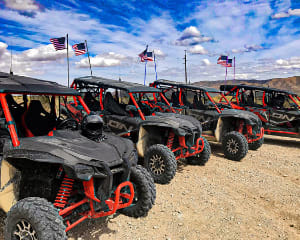 Off Road Honda UTV, Las Vegas - 1 Hour for up to 2 People