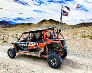 Off Road Honda UTV, Las Vegas - 2.5 Hours for up to 2 people
